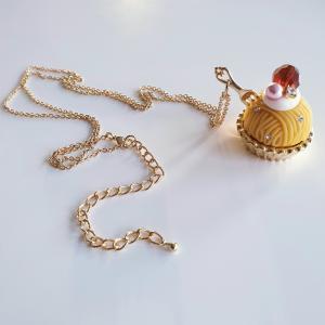 Halsband med Cupcake, Muffins och Oreo